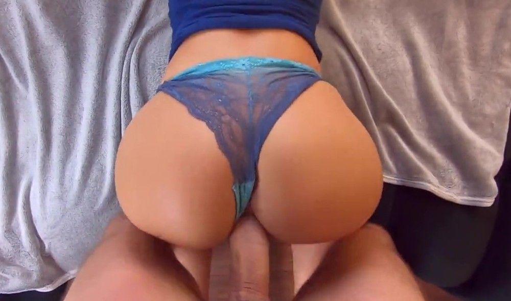 Порно Сзади В Трусах Фото